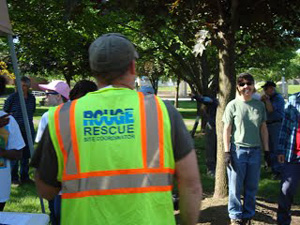 Rouge Rescue Site Coordinators