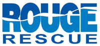 Rouge Rescue logo