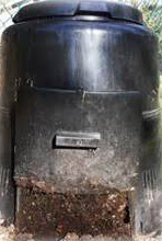 Photo of a composter